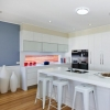 Modern Kitchen with Timber Floors