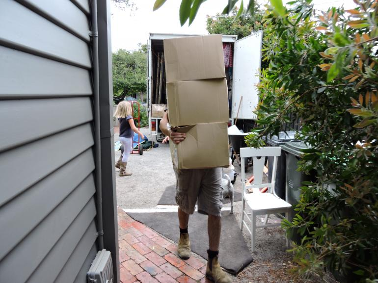 View Photo: strong removalist