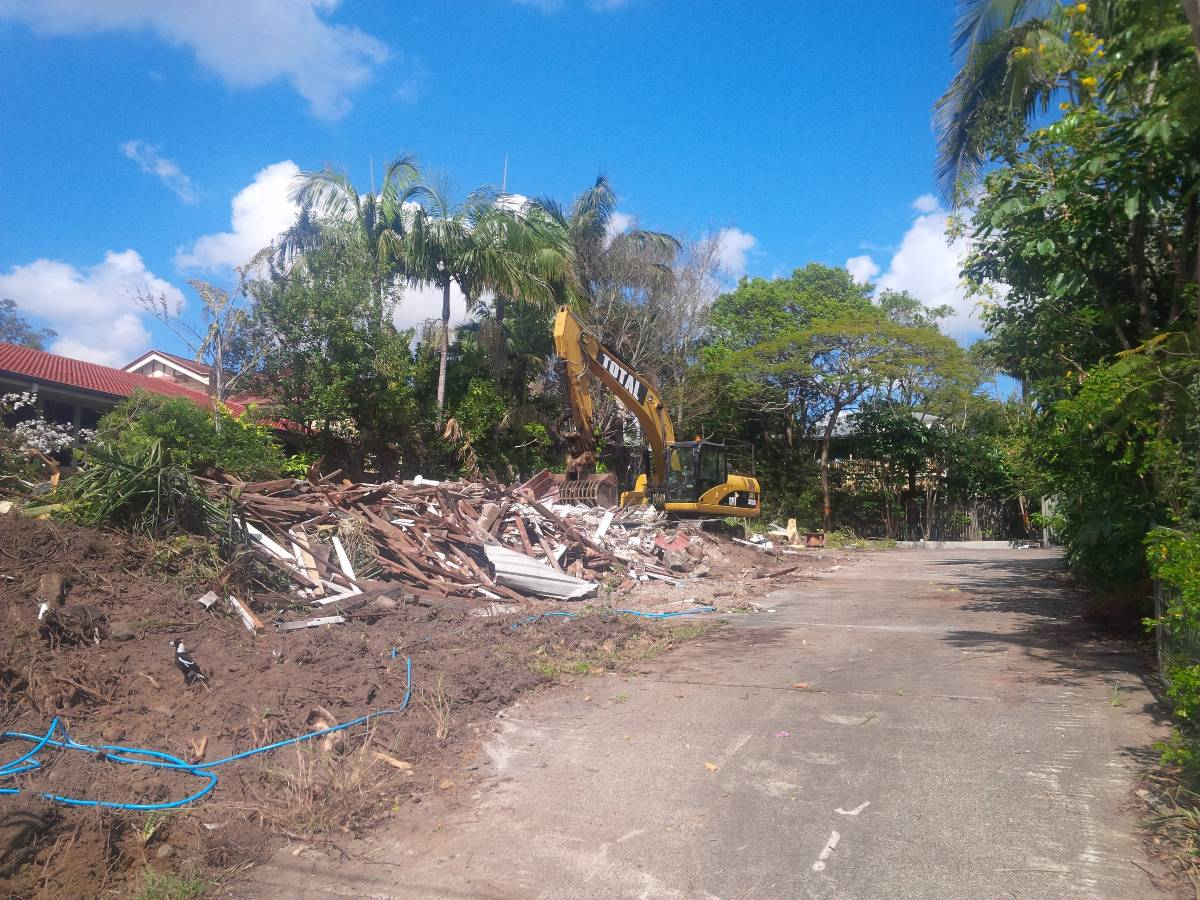 View Photo: House Demolition