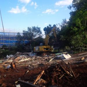 View Photo: Industrial Demolition