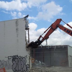 View Photo: Industrial Demolition Brisbane