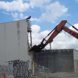 View Photo: Industrial Demolition Brisbane