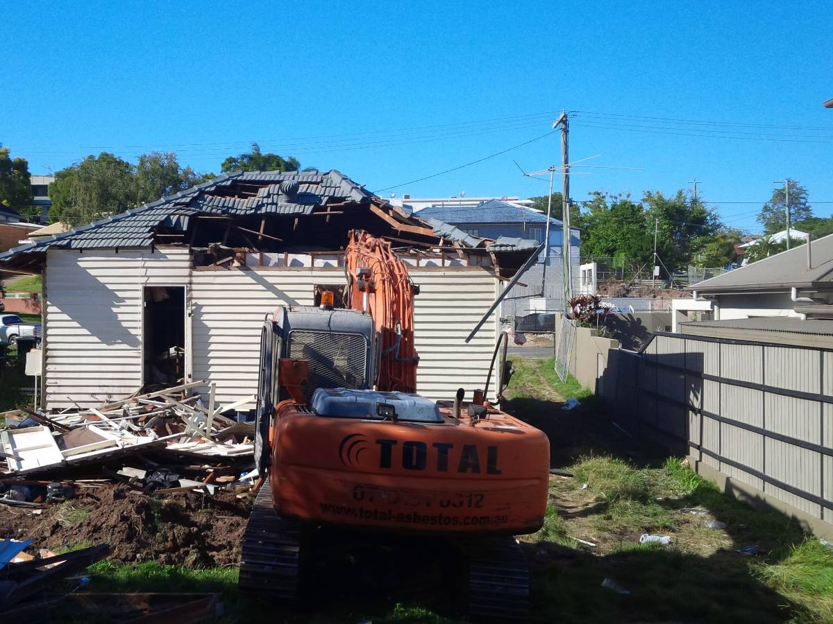 View Photo: Residential Demolition