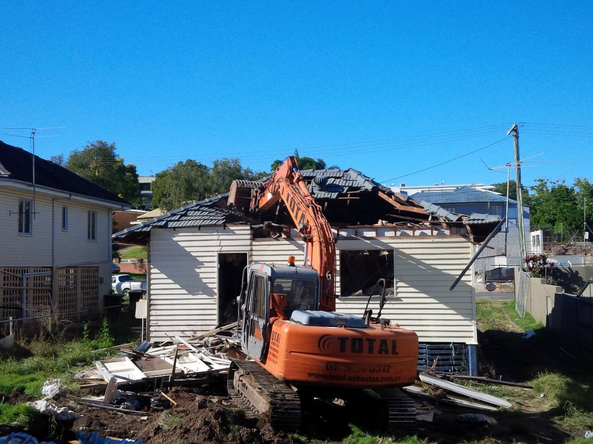 View Photo: Residential Demolition Brisbane Suburbs