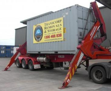 Container Removalists - Australia Wide