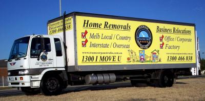 Furniture Removal Trucks