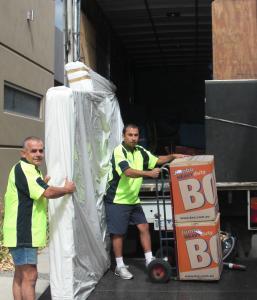 Interstate Furniture Removal Trucks