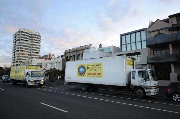 Melbourne Removal Trucks