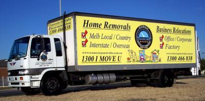 Moving Furniture Interstate?