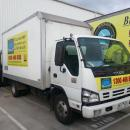 View Photo: New Small Removal Truck has just been fully sign written.