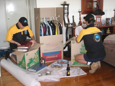 View Photo: Professional Packing when Moving Home