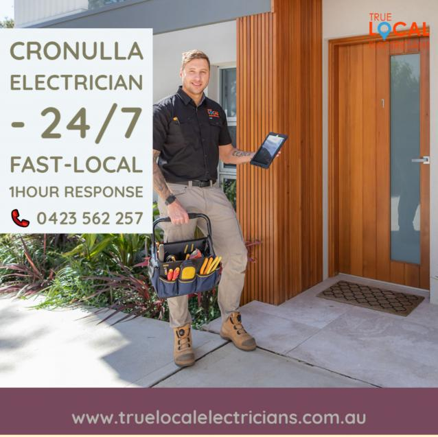 We Fix All Electrical Problems in Cronulla