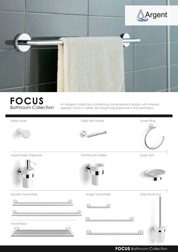 Browse Brochure: Argent Focus 2015 Accessories