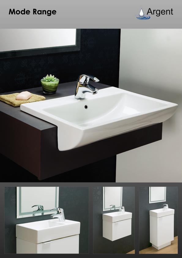 View Brochure: Argent SanitaryWare Mode 2014