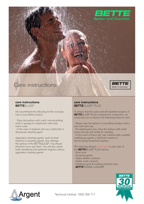 View Brochure: Bette Care