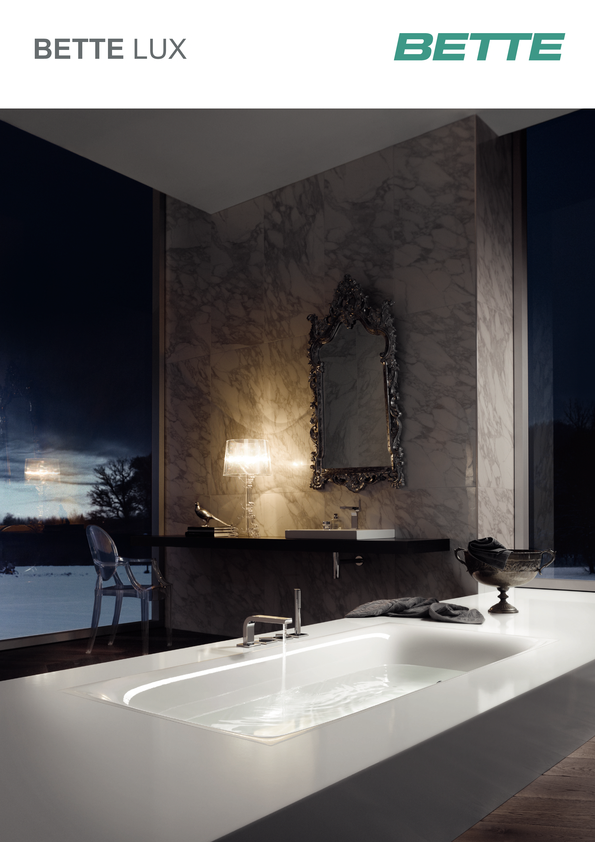View Brochure: Bette Lux Bath