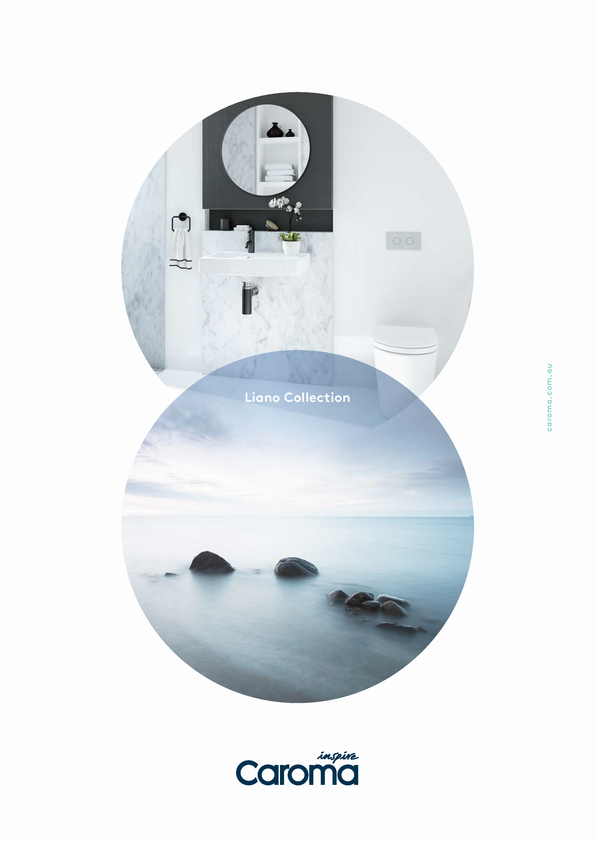 Browse Brochure: Caroma Liano Collection