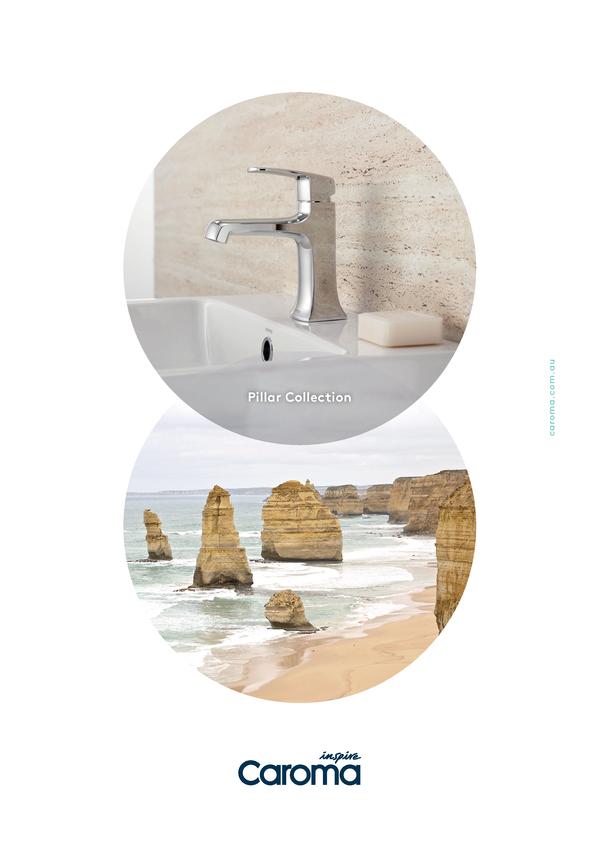 View Brochure: Caroma Pillar Collection