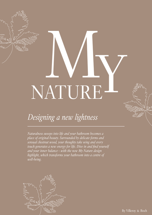 View Brochure: Villeroy & Boch My Nature