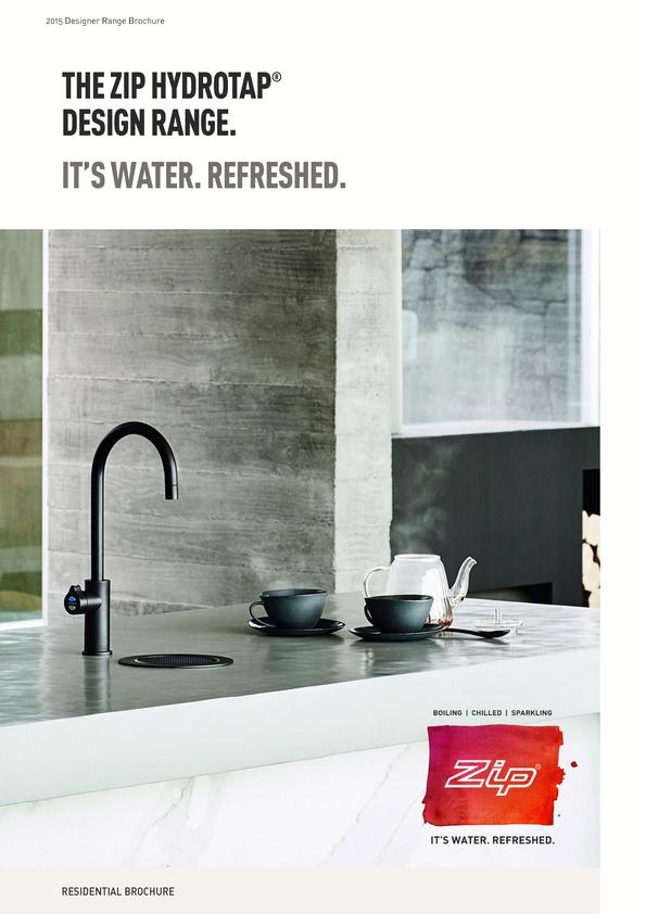 View Brochure: Zip Home Modern Tap