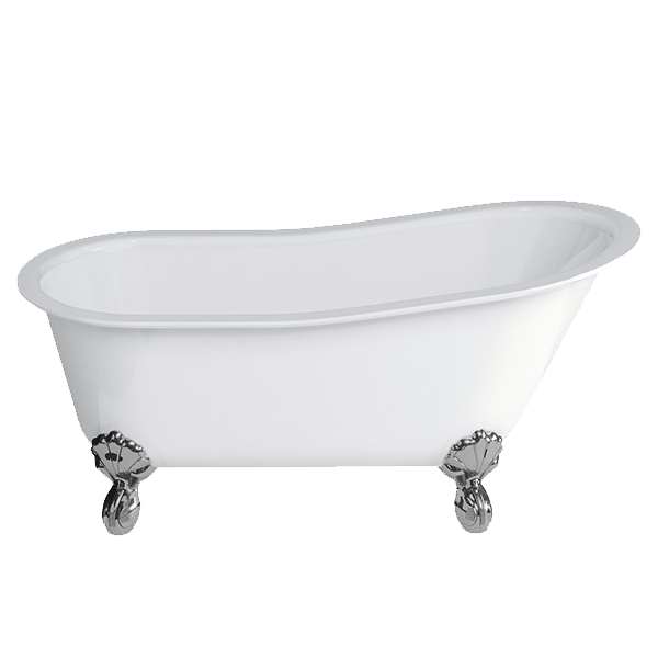 View Photo: Abey Provincial Romano Stone Freestanding Bath