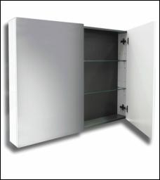 View Photo: ADP Architectural Shaving Cabinet 1 door, 2 door or 3 doors