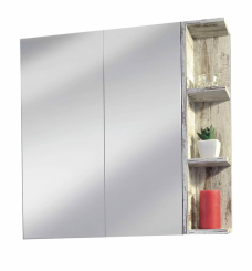 View Photo: ADP Glacier Shaving Cabinet Mirror with 2 doors or 3 doors