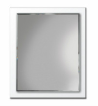 View Photo: ADP Glass Frame Overlay Mirror
