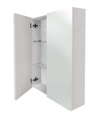 View Photo: ADP Gloss Silk Shaving Cabinet 1 door, 2 door or 3 doors