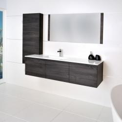 View Photo: ADP Summer Slim Wall Hung, Twin Wall Hung or Trio Floor Standing Vanity