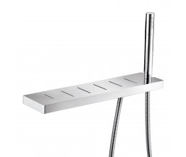 View Photo: Arcisan Eneo Shelf with Handshower Holder 40cm