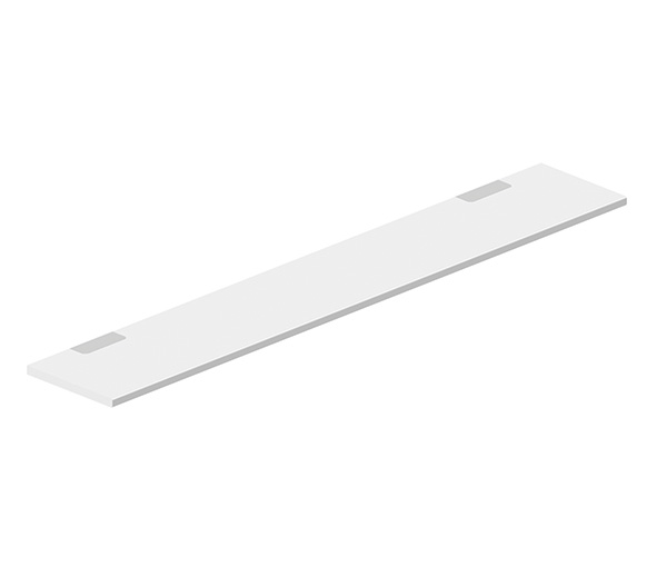 Avenir Above Solid Surface Shelf
