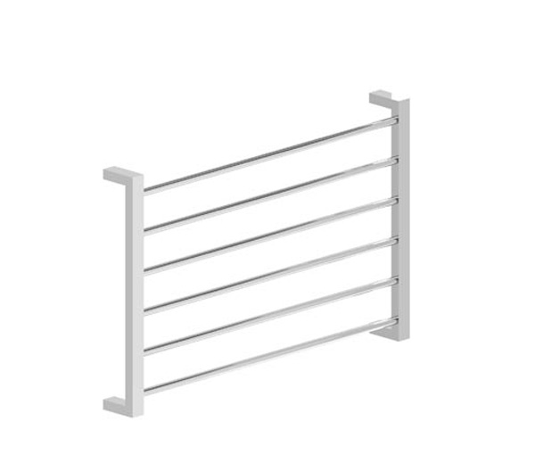View Photo: Avenir Base 6 Heated Towel Rail