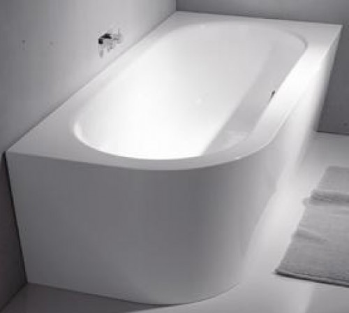 View Photo: Bette Starlet D-Shaped Right-Hand End Silhouette Freestanding Bath
