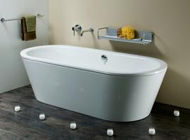 View Photo: Bette Starlet Flair Oval Freestanding Bath