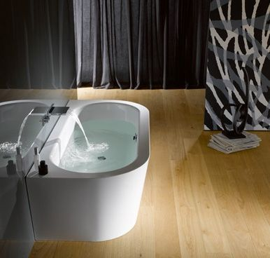View Photo: Bette Starlet I D-Shaped Silhouette Freestanding Bath