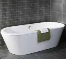 Bette Starlet Oval Freestanding Bath Photo Tuck Plumbing Fixtures Perth Wa