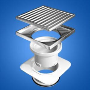 View Photo: Bounty Square 316 SS Floor Grate