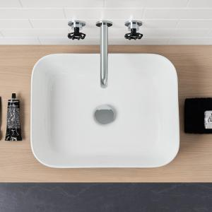 View Photo: Caroma Artisan Above Counter Basin Rectangle
