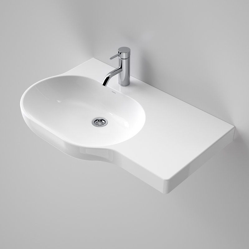 Caroma Opal 720 Wall Basin RH Shelf
