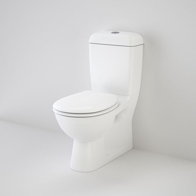 Caroma Opal Ii Wall Faced Toilet Photo Tuck Plumbing Fixtures Perth Wa