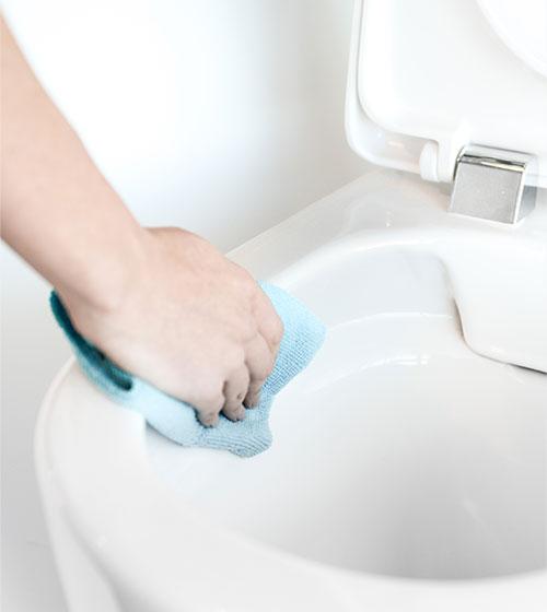 Caroma Urbane Cleanflush Toilet Suite