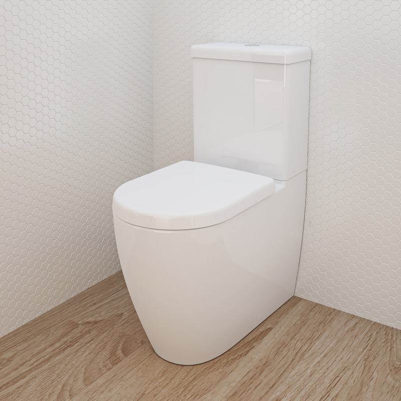 View Photo: Caroma Urbane Wall Faced Toilet Suite