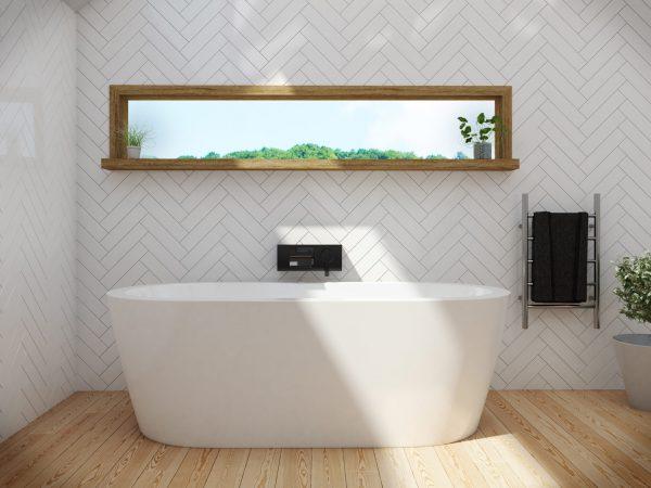Decina Cool Freestanding Bath
