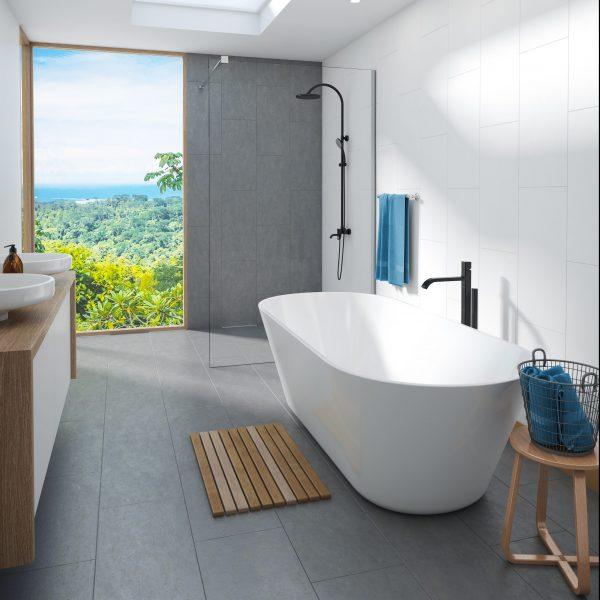 View Photo: Decina Elinea Freestanding Bath