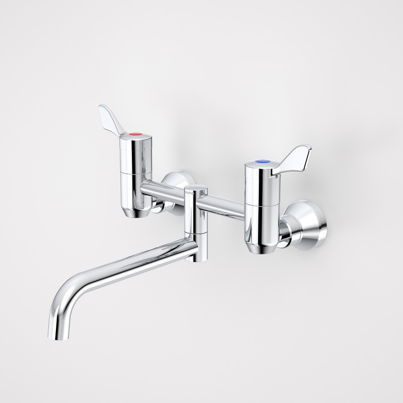 Dorf G Series Exposed Wall Sink Set