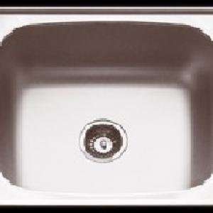 View Photo: Linea TP45 Stainless Steel Inset Laundry Tub