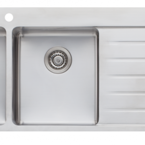 View Photo: Oliveri Sonetto Double Bowl Inset Sink