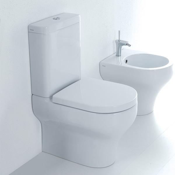 View Photo: Studio Bagno Clear BTW Toilet Suite