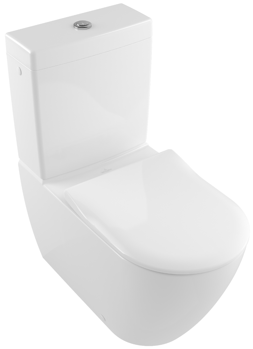 View Photo: Subway 2.0 Direct Flush Back to Wall Toilet Suite